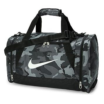Nike Brasilia 6 Duffel Graphic Bolsa de Deporte, Hombre ...