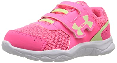 baby girl under armour shoes