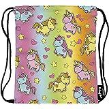 Fringoo® Girls Boys Children PE Kit Drawstring Bag Duffel Gym Bag String  Emoji Gymsack Sport… 11d851e63416e