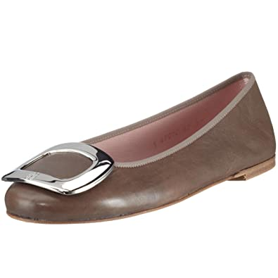 Womens 35663 Ballet Flats Pretty Ballerinas
