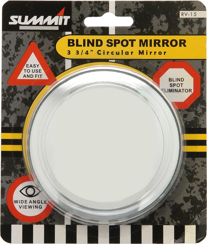 grande taille Summit RV-15 Convex miroir pour angle mort