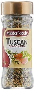 Masterfoods Tuscan Seasoning, 40g, Dried Mixed Herb Blend, Australia