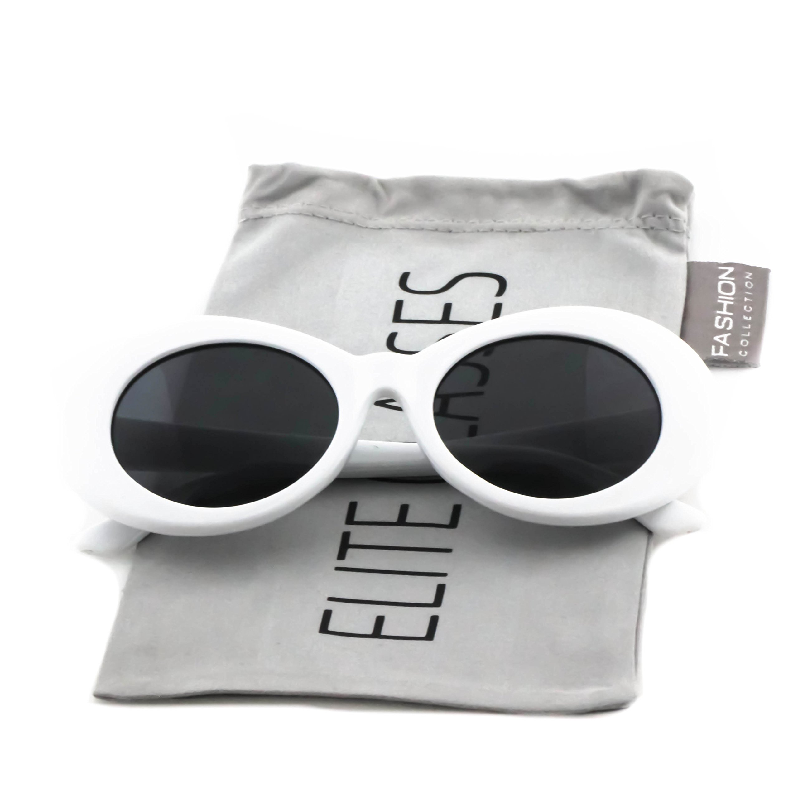 a4f1e0eb8b1 Details about Clout Goggles Oval Hypebeast Eyewear Supreme Glasses Cool  Sunglasses