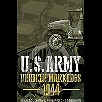 U.S. Army Vehicle Markings, 1944
