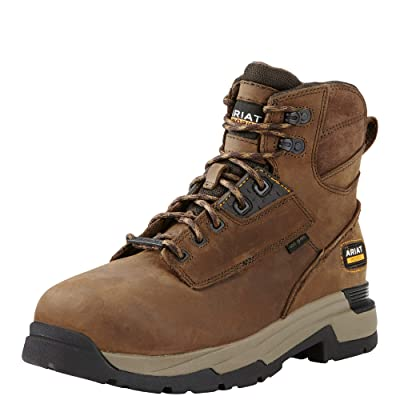 "Amazon.com | Ariat Men's Mastergrip 6"" H2O Composite Toe Work Boot 