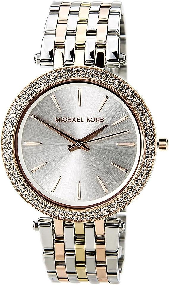 Michael Kors Women's Darci Tone Watch MK3190