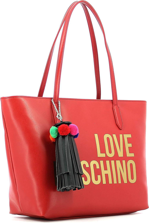 Love Moschino Sac femme main ou /épaule article JC4300PP08KF BORSA PU+ECO SHEARLING cm.42x29x10