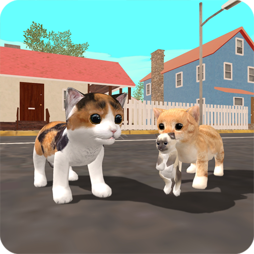Cat Sim Online: Play with Cats]()