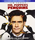 Mr. Popper's Penguins (Blu-ray / DVD / Digital Copy)