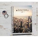 Reisetagebuch USA/Amerika zum selberschreiben oder als Abschiedsgeschenk