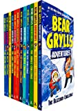 Bear Grylls Complete Adventure Series 12 Books Collection Set