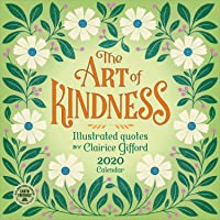 Image for The Art of Kindness 2020 Wall Calendar