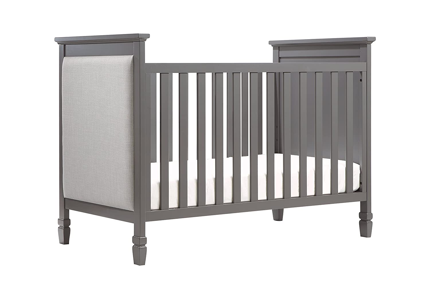 grey in cribs baby babyletto amazon hudson bed com with gray kit convertible dp conversion toddler crib