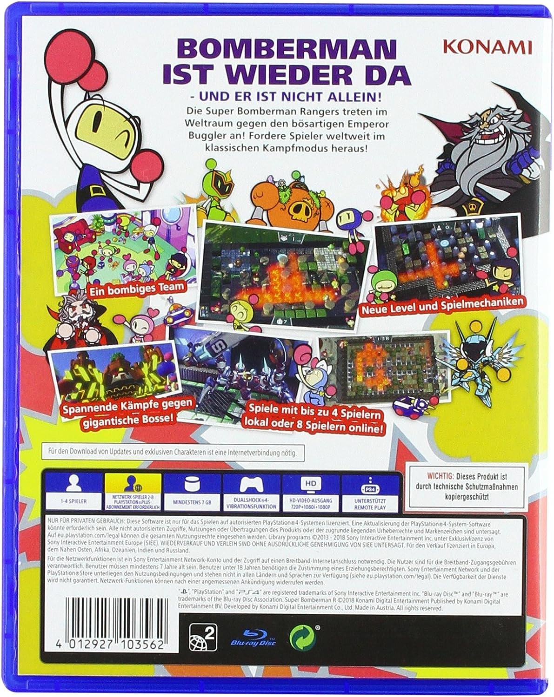 Super Bomberman R - Shiny Edition [Importación alemana]: Amazon.es: Videojuegos