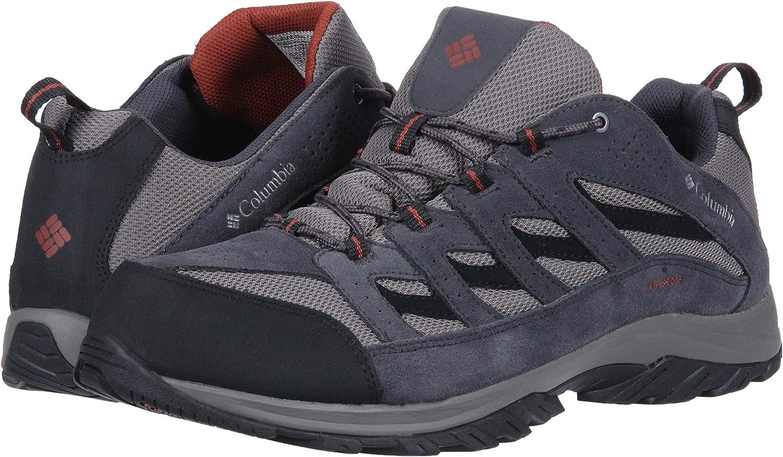 Columbia Mens Peakfreak Venture Waterproof Wide Hiking Shoe