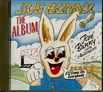 MIXES MASTER & JIVE THE BAIXAR BUNNY CD