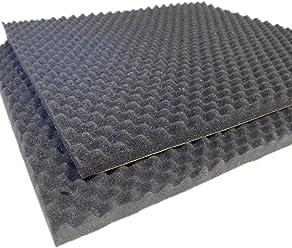 Silent Coat Sound Absorber 35mm 2 Sheet Pack Sound Proofing Foam