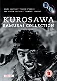 Akira Kurosawa - The Samurai Collection [DVD] [Reino Unido]