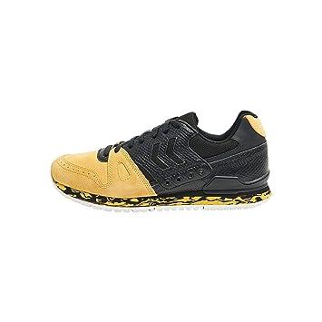 Hummel marathona Black Adder - Black - Estilo de Vida Zapatos de Hombre: Amazon.es: Deportes y aire libre