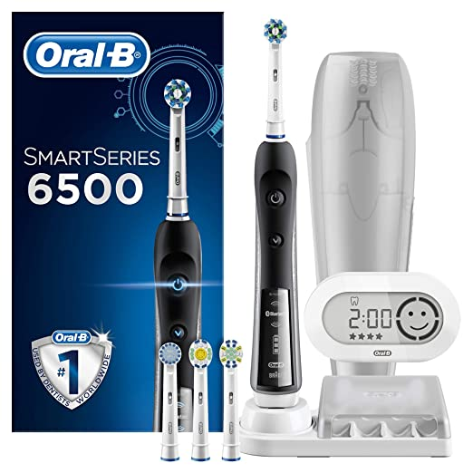Amazon.com: Oral-B Smart Series 6500 – Cepillo de dientes ...