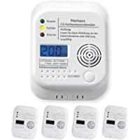 4X Nemaxx Detector de CO Monoxido de Carbono