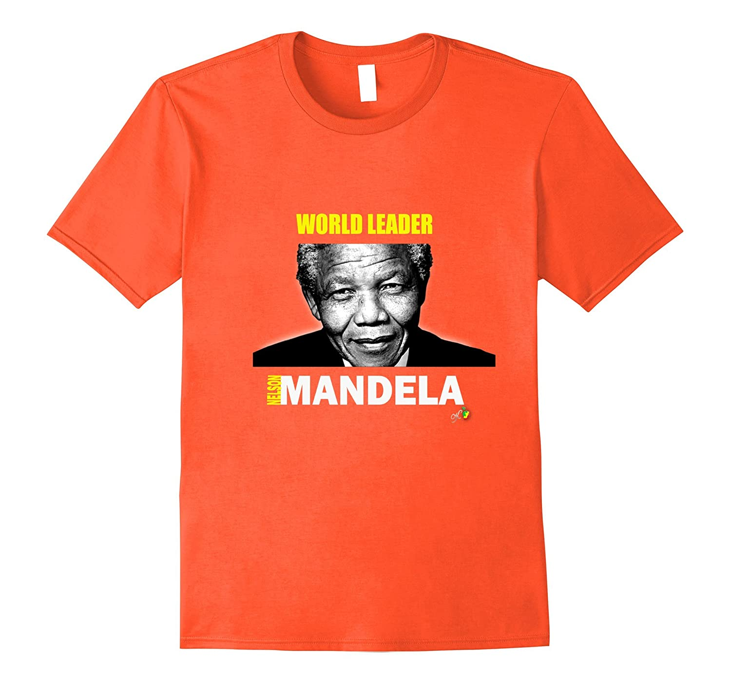 NELSON MANDELA - WORLD LEADER-Vaci