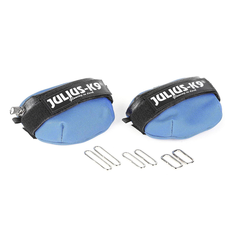 /Mini-Mini Taille b/éb/é 1/ Julius-K9/IDC Universel c/ôt/é Sacs Aigue-Marine