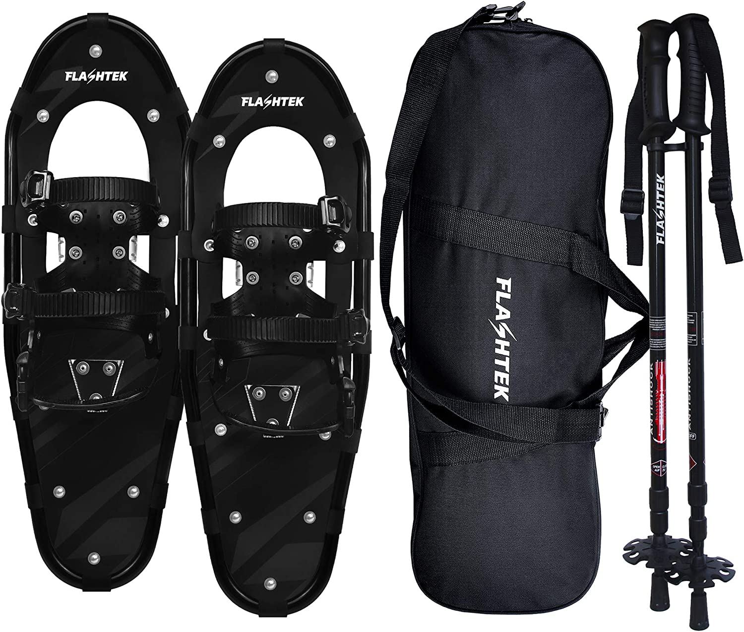 Aluminium Alloy Terrain Snow Shoes with Carrying Tote Bag 14//21// 25//27// 30 Gpeng Lightweight Snowshoes for Men Women Youth Kids