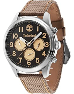 Timberland 14477JS-61 Mens Rollins Beige Chronograph Watch