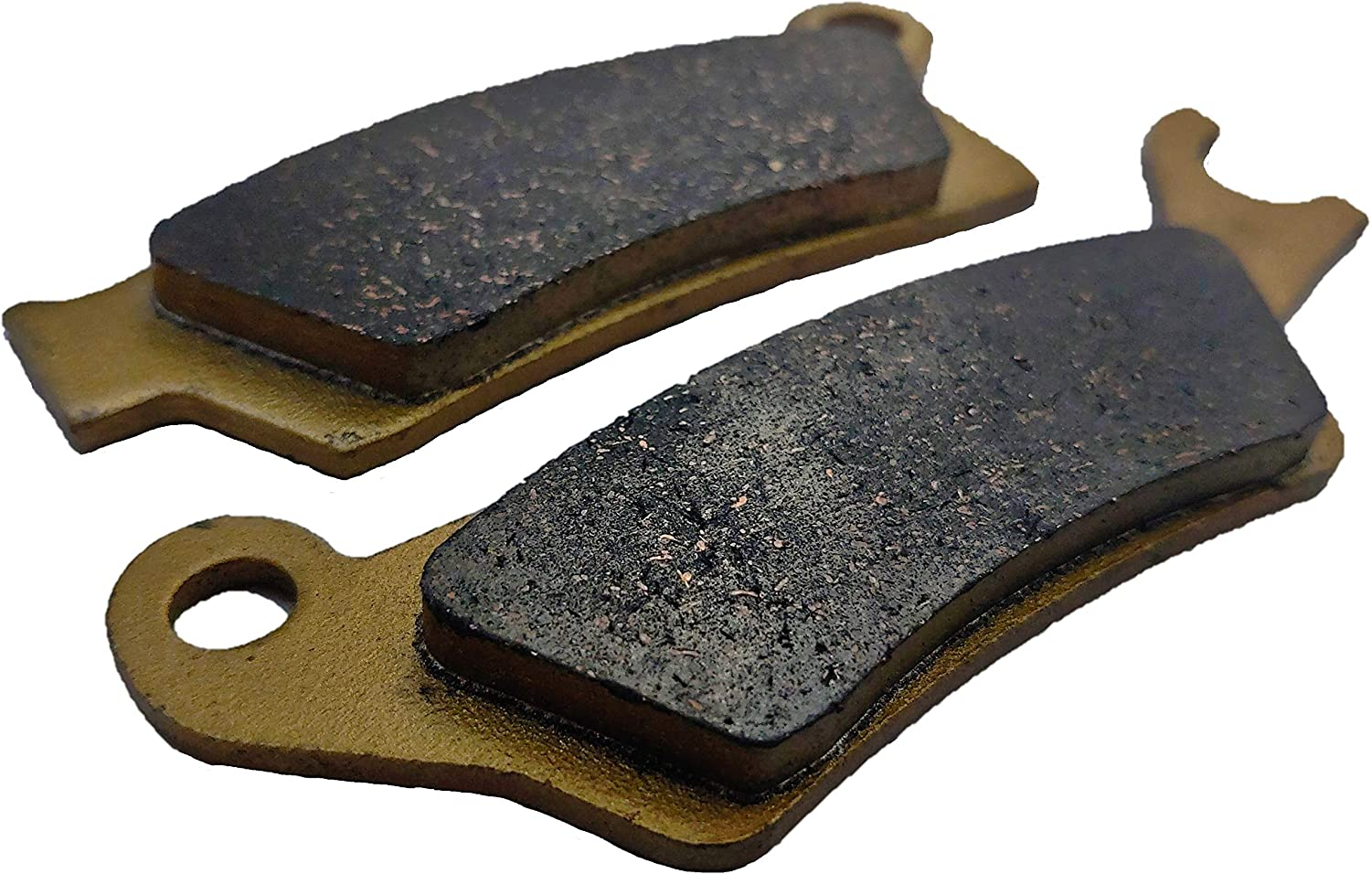 Volar Front /& Rear Brake Pads for 2016-2017 CAN AM Renegade 850 4x4