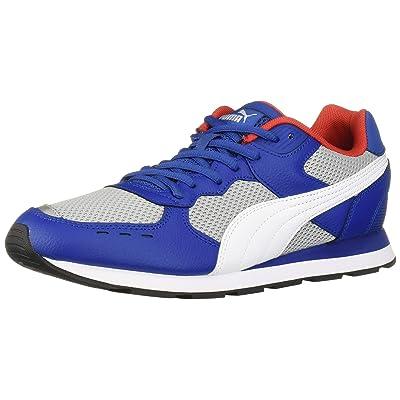 PUMA Vista Sneaker, Galaxy Blue-high Rise White, 10 M US | Fashion Sneakers
