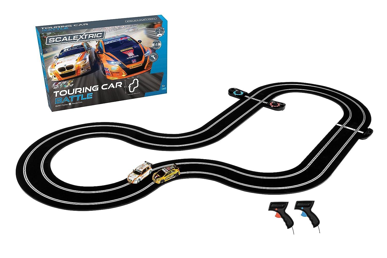 Scalextric C1372 Btcc - Juego de Carreras para Coche: Amazon.es: Juguetes y juegos