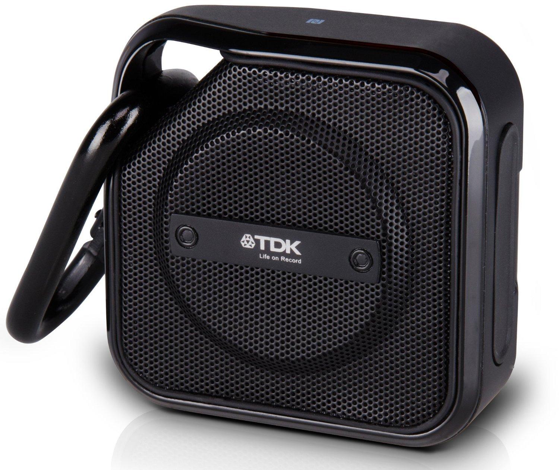 TDK Life On Record A12-2PK Trek Bluetooth Wireless Speaker,.