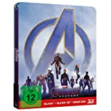 Avengers: Endgame (Steelbook) [Blu-ray]