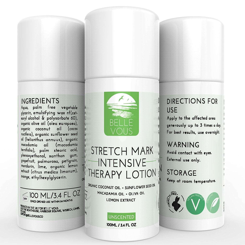 Bizarre.ly Antiestrias Crema - Organicos y Naturales Crema Estrias Embarazo: Amazon.es: Electrónica