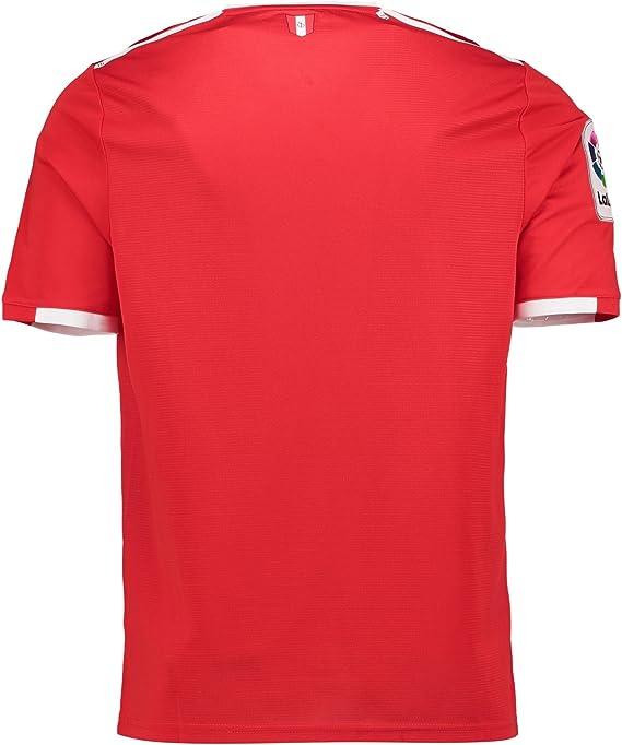 New Balance Sfc Mc Aw Camiseta Sevilla, Hombre: Amazon.es: Ropa y ...