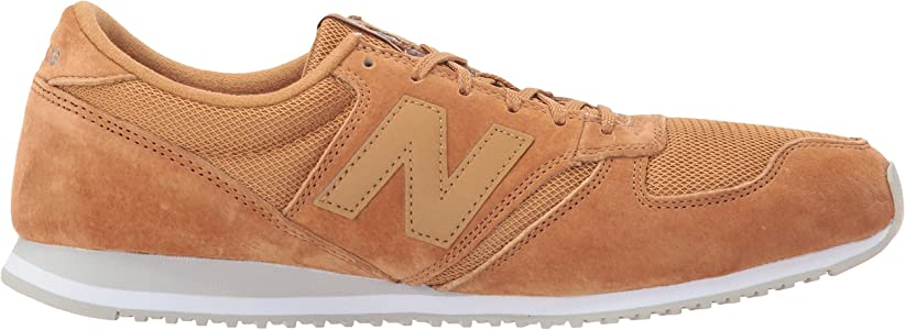 New Balance U420, Zapatillas de Running Unisex Adulto, Marrón (Tan), 41.5 EU: Amazon.es: Zapatos y complementos