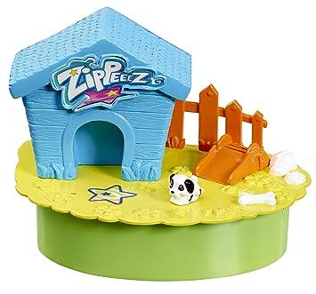 Vivid Imaginations zippeeez Mini hábitat caseta de perro de juguete (Multicolor): Amazon.es: Juguetes y juegos