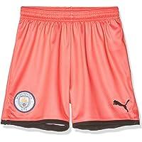 PUMA MCFC Shorts Replica Jr - Pantalones Cortos