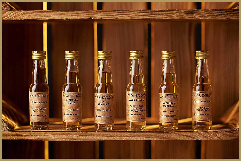 Vita Dulcis Calendrier De L'avent Whisky 48 Cl: Amazon.fr: Epicerie