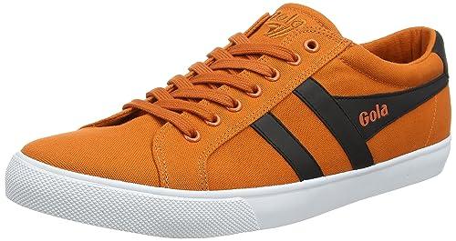 Gola Varsity, Sneaker Uomo, Nero (Black/off White BW Black), 45 EU