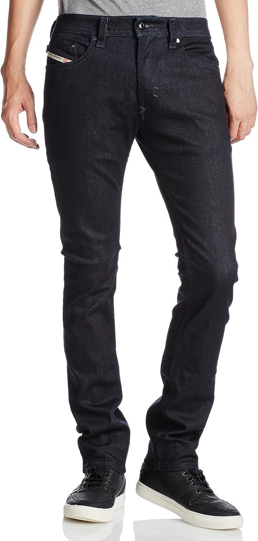 Diesel Thavar Pantaloni Vaquero Skinny para Hombre