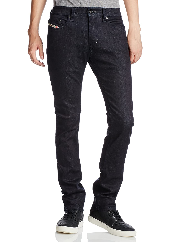 TALLA 30W / 32L. Diesel Thavar Pantaloni, Vaquero Skinny para Hombre