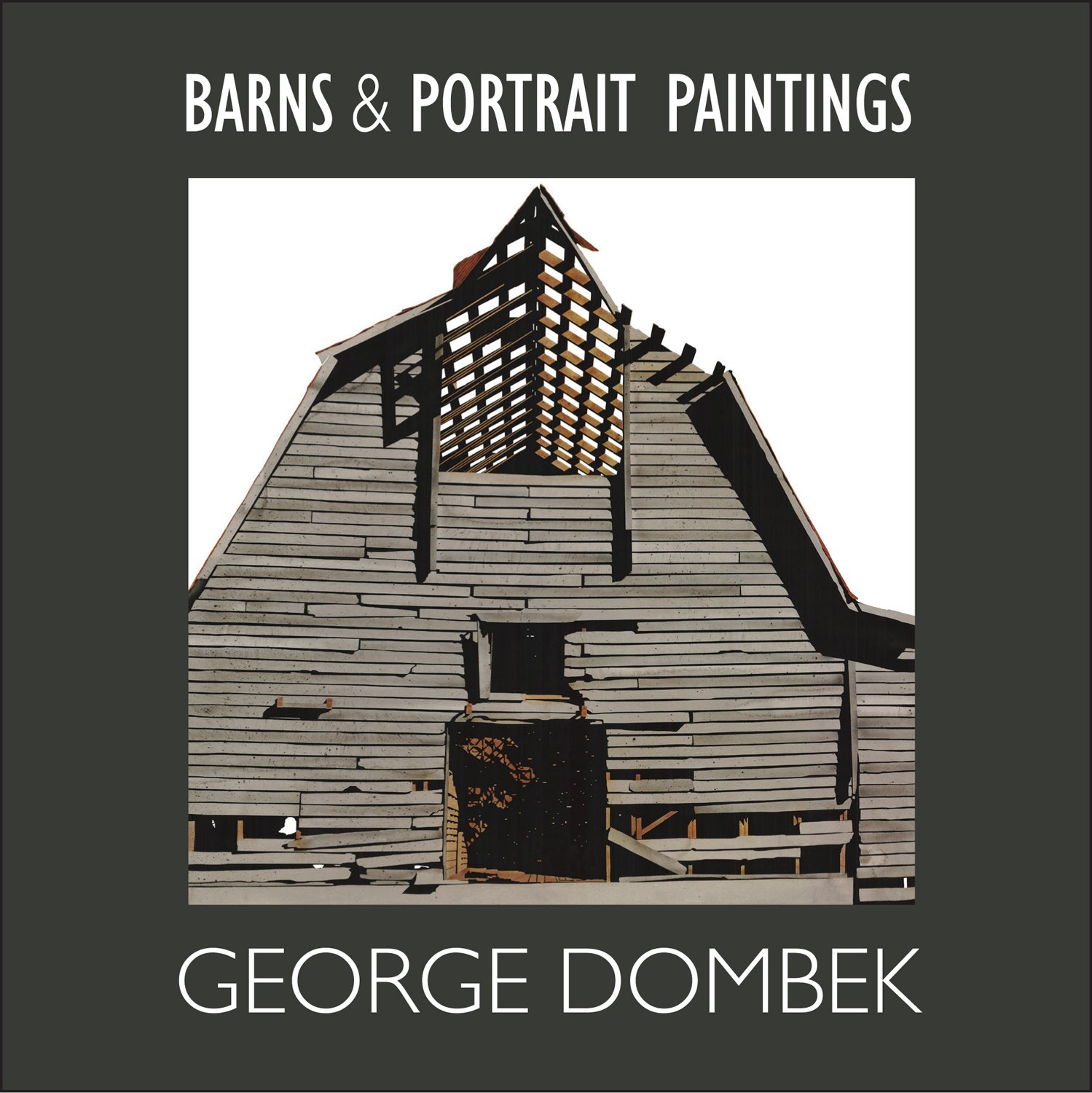 Barns and Portrait Paintings (Fay Jones Collaborative Series) by University of Arkansas Press (Image #1)