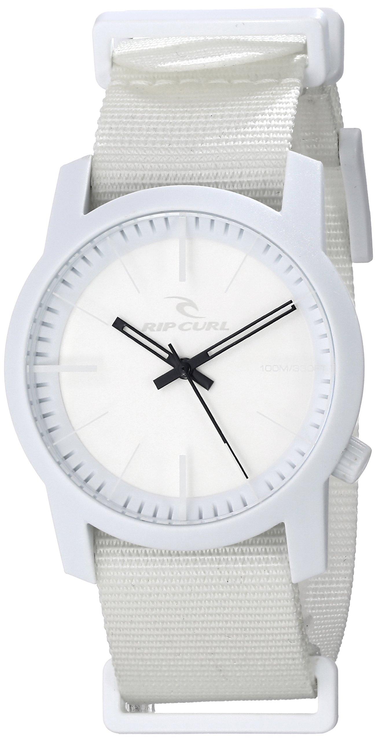 Rip Curl Men's A2569 - WHI Cambridge ABS White Classic Analog Fashion Watch