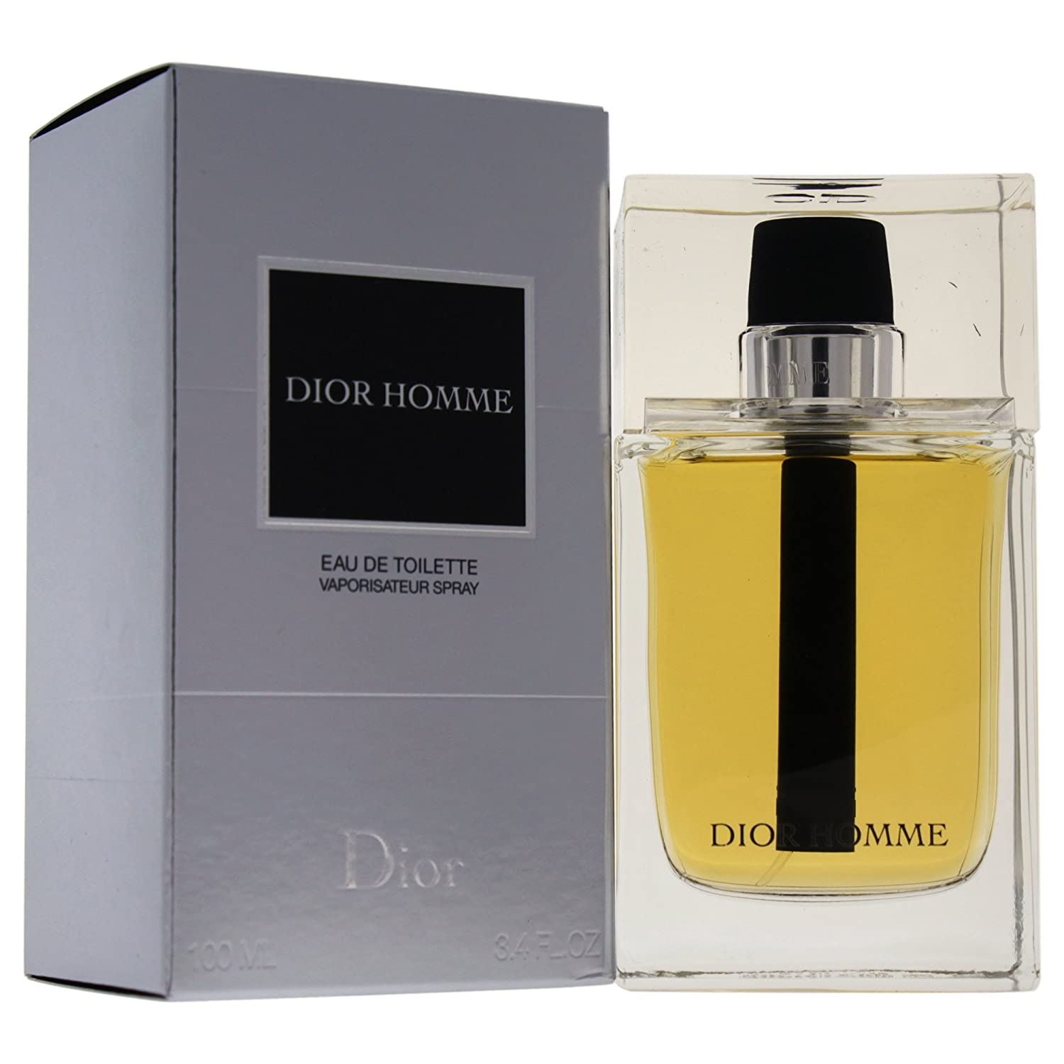 8679e494e63 Christian Dior Homme EDT Spray 100 ml  Amazon.co.uk  Beauty