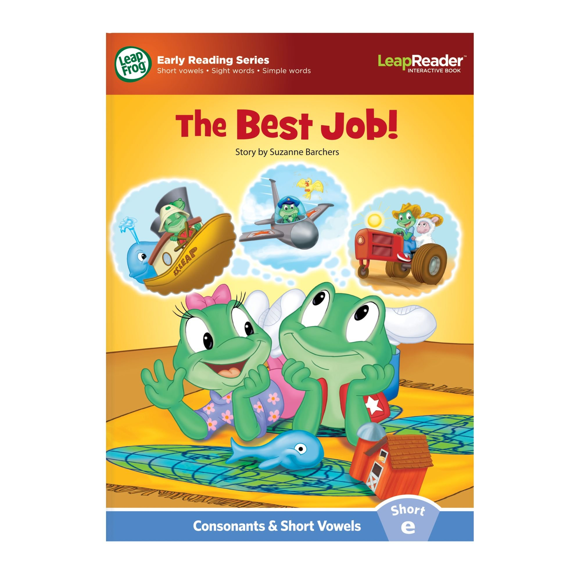 LeapFrog LeapReader Learn to Read, Volume 1 (works with Tag) by LeapFrog (Image #2)