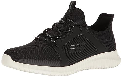 Herren SneakerRot On Slip Skechers Elite Flex 0wPnkO