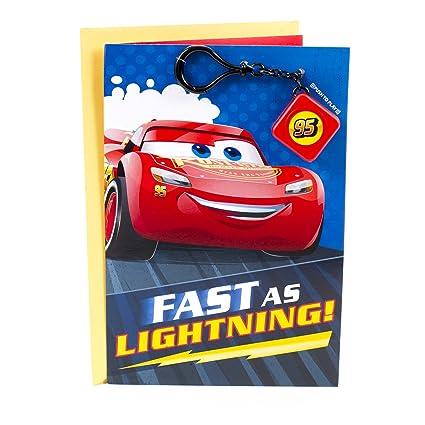 Amazon Hallmark Birthday Greeting Card For Kids Cars