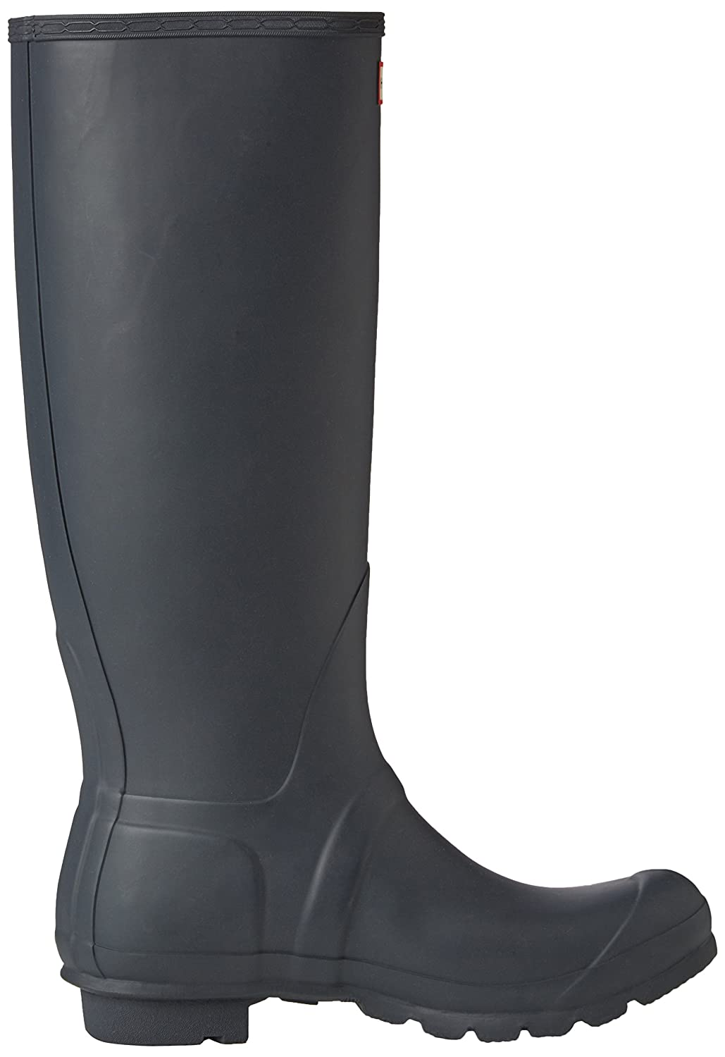 Amazon.com | Hunter Women's Original Tall Wellington Boots, Navy - 5 B(M) US | Rain Footwear